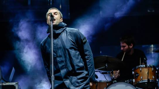 LIAM GALLAGHER – PHOTO GALLERY 2017-2018