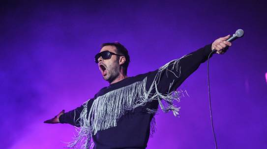 KASABIAN – ISLE OF WIGHT 2018