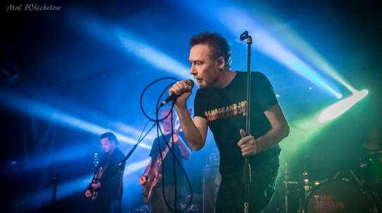 GIG REVIEW: THE JESUS & MARY CHAIN/SUGARMEN @ FOUNDRY, SHEFFIELD, 25/09/17
