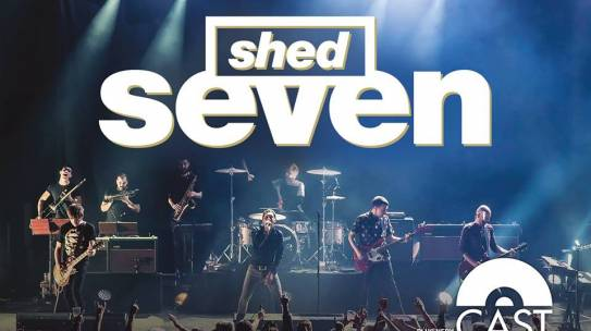 SINGLE REVIEW: SHED SEVEN – ROOM IN MY HOUSE