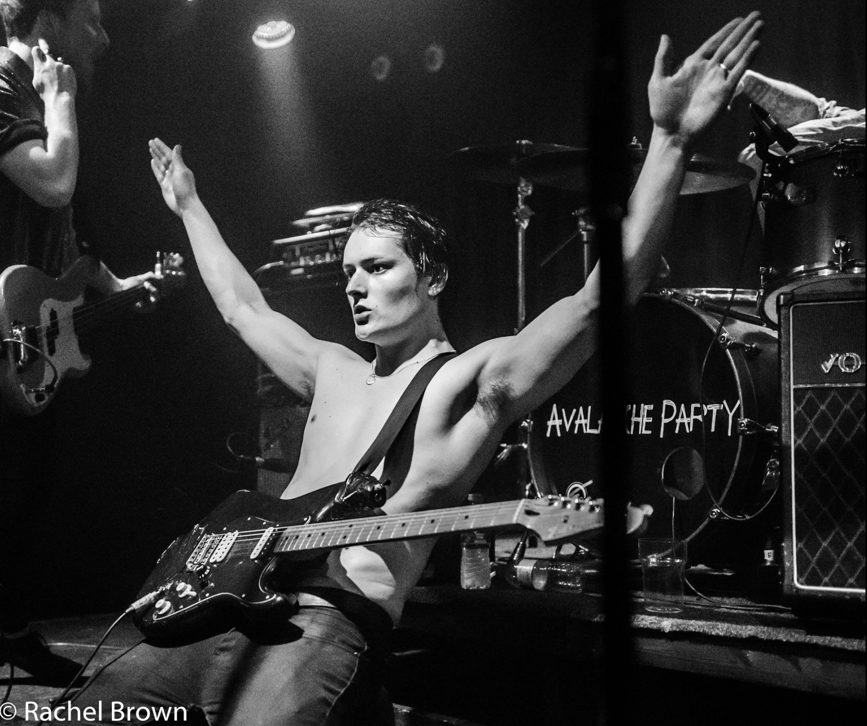 60 SECONDS WITH AVALANCHE PARTY