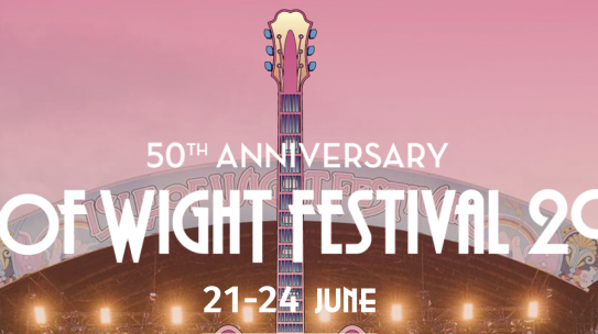ISLE OF WIGHT FESTIVAL 2018 WEEKEND TICKETS SOLD OUT