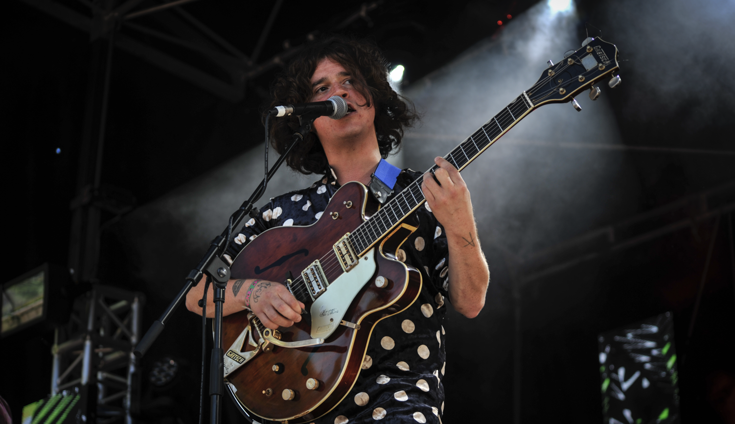 INTERVIEW: KYLE FALCONER AT TRNSMT
