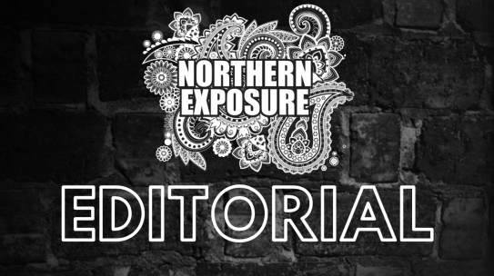 EDITORIAL: UNDERGROUND PROMOTING A DISCUSSION