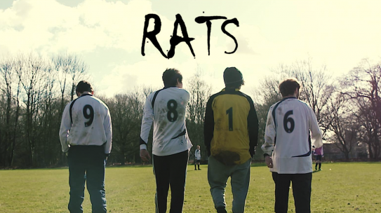 KENDAL CALLING: ARIANNE CHATS TO RATS