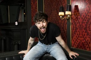Tom Grennan at The Monarch for Red Stripe Presents: This Feeling TV episode six.