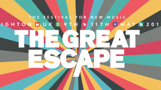 APPLY TO PLAY THE GREAT ESCAPE 2019
