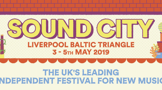 SOUND CITY REVEAL FIRST 20 ARTISTS FOR 2019