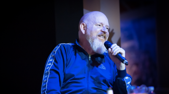AN EVENING WITH ALAN McGEE CO FOUNDER OF CREATION RECORDS & THE MAN THAT SIGNED OASIS