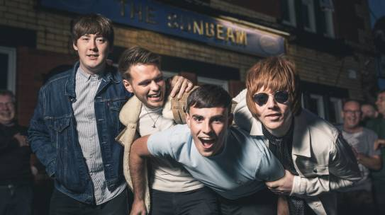 INTERVIEW: THE K'S
