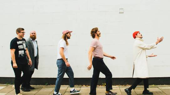 REVIEW: IDLES SHEFFIELD LEADMILL