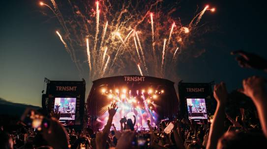 150,000 MUSIC FANS ATTEND UNFORGETTABLE SOLD-OUT WEEKEND AT TRNSMT