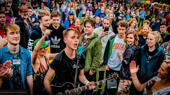 REVIEW: THIS FEELING & SCOTTS STAGE AT TRAMLINES 2019