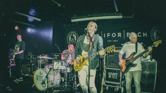 INTRODUCING THE BAND [10] – WYNT