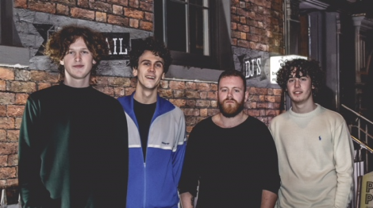 INTRODUCING THE BAND [15]  –  THE JJOHNS