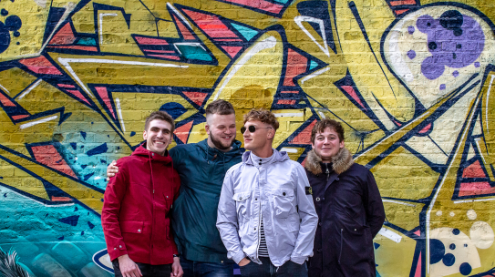 INTRODUCING THE BAND & EXCLUSIVE! [8] – THE JACK FLETCHER BAND
