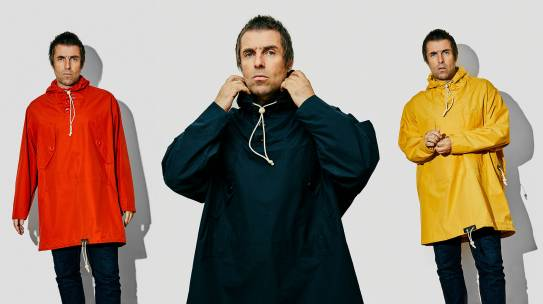 LIAM GALLAGHER X NIGEL CABOURN – MUSIC & MENSWEAR COLLABORATION