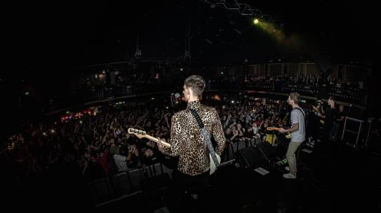 TWISTED WHEEL NEW SINGLE & ANNOUNCE FURTHER LIAM G SUPPORTS