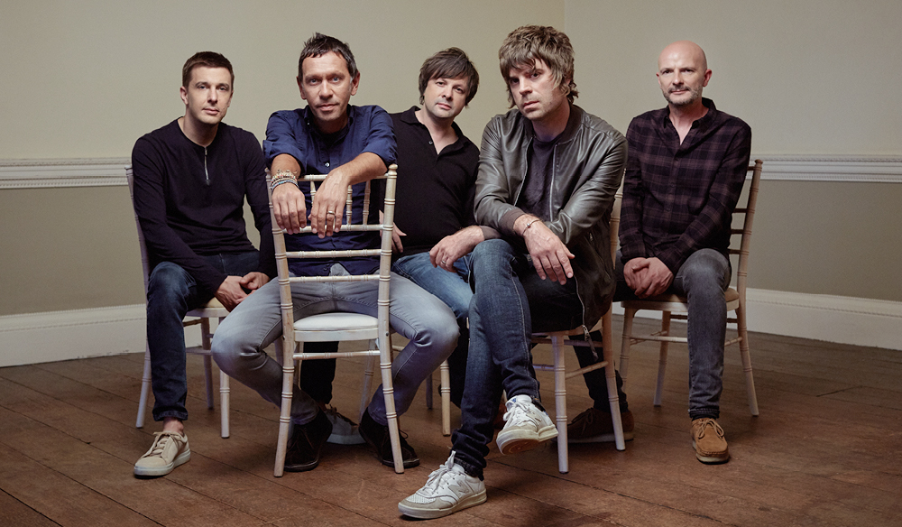 SHED SEVEN 'LIVE AFTER RACING' LIVE DONCASTER RACECOURSE -15/08/20