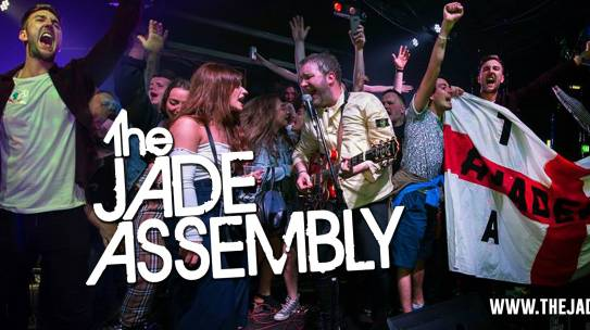 THE JADE ASSEMBLY RELEASE NEW SINGLE AND PLAY UK TOUR