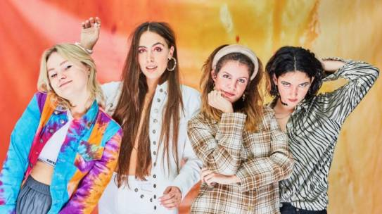 HINDS TO PLAY MANCHESTER & DROP NEW SINGLE COME BACK & LOVE ME