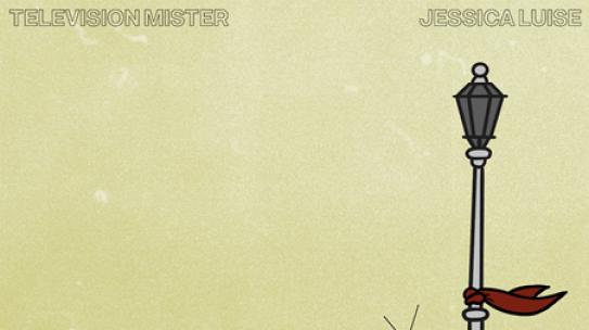 REVIEW: JESSICA LUISE – 'TELEVISION MISTER'