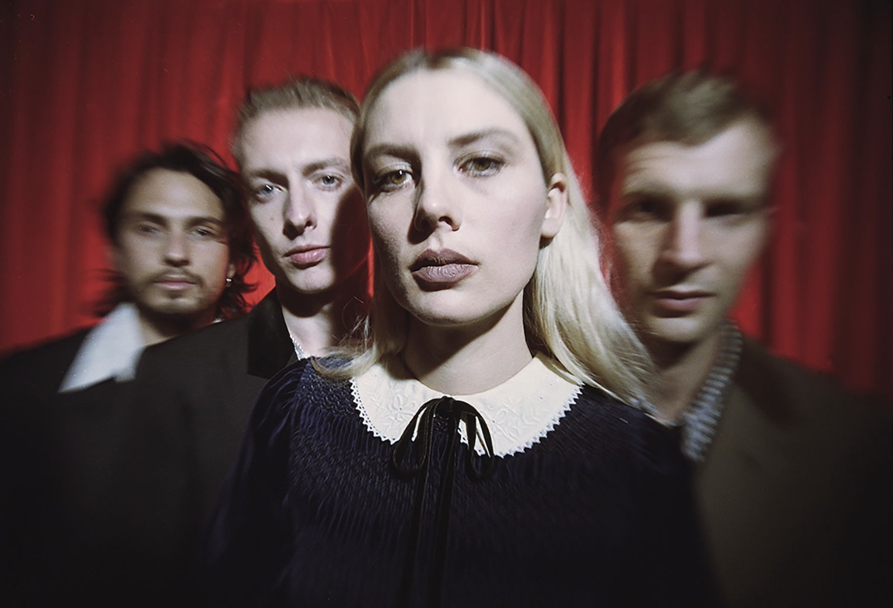 REVIEW: WOLF ALICE 'BLUE WEEKEND'