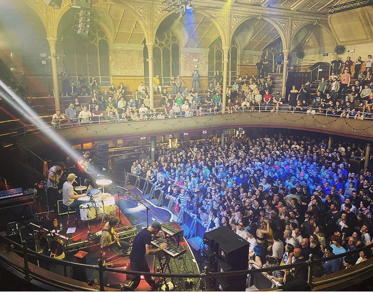 #NELIVE: SQUID AT MANCHESTER ALBERT HALL 10.09.2021