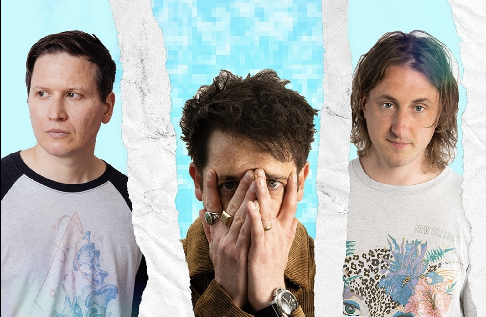 INTERVEW: THE WOMBATS AT LEEDS FESTIVAL