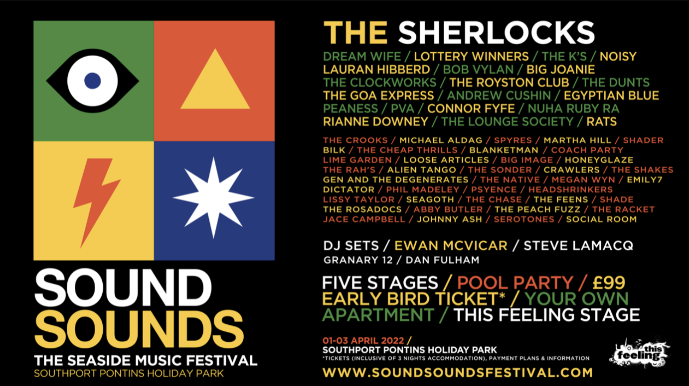INTRODUCING SOUND SOUNDS: THE SEASIDE MUSIC FESTIVAL