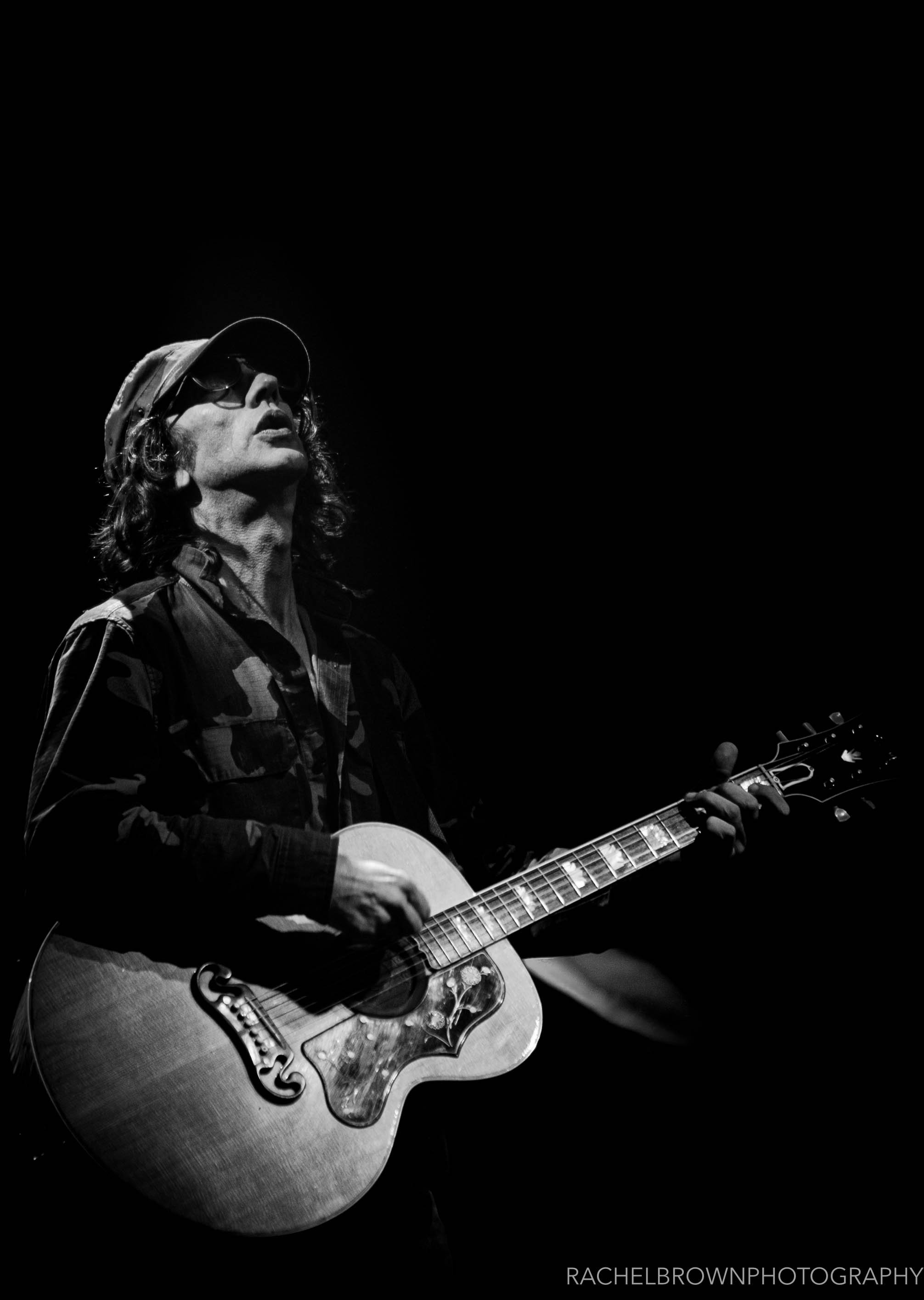REVIEW:  MUSIC IS POWER – RICHARD ASHCROFT ENERGISES LONDON CROWD